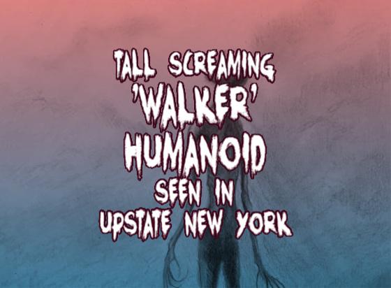 Tall Walker Humanoid