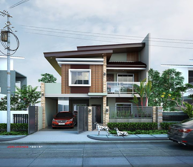 Top 10 houses of this week 30 09 2015 architecture for Modern house sketchup
