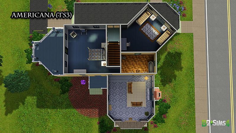 First Floor (TS3)