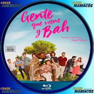 GALLETA GENTE QUE VIENE Y BAH 2019[COVER BLU-RAY]