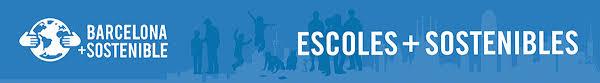 Pàgina web ESCOLES+SOSTENIBLES