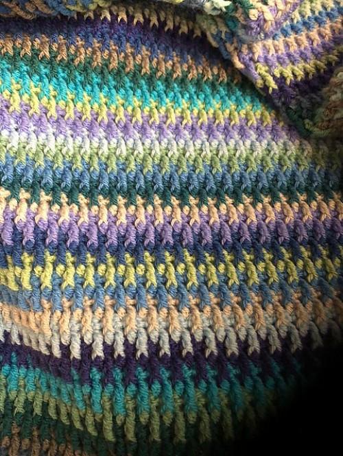 Ionian Ripple Blanket - Free Pattern