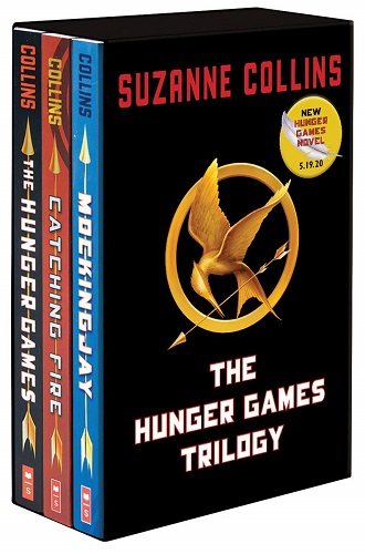 The Hunger Games trilogy books pdf