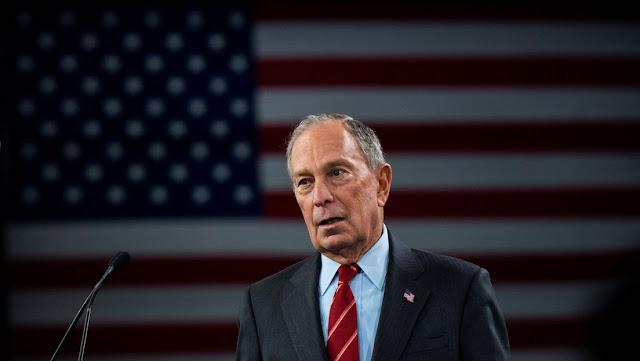 """El candidato presidencial Mike Bloomberg propone una reforma fiscal: """"Que los estadounidenses ricos como yo paguen más"""""""