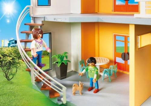 Playmobil woonhuis