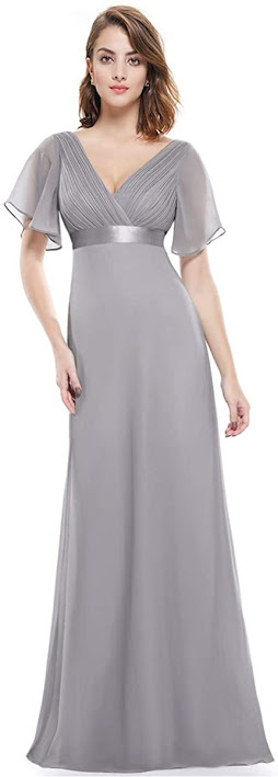 Elegant Chiffon Mother of The Bride & Groom Dresses