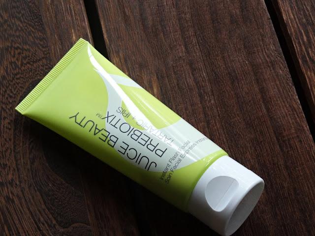 Juice Beauty Prebiotix Instant Flash Facial Review, Photos
