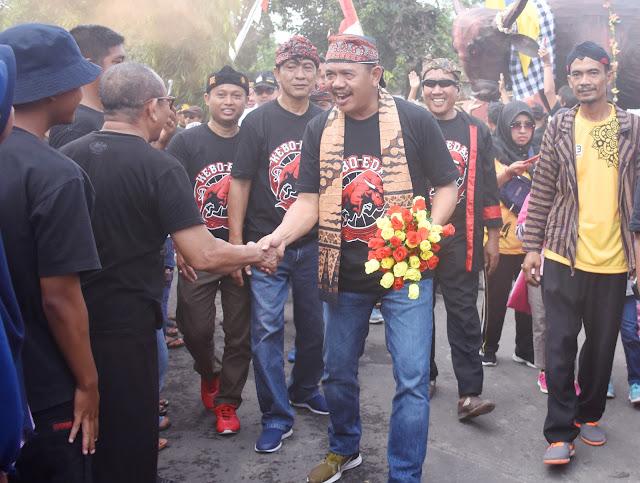 Ini Harapan Bupati Mojokerto Dalam Acara Ngareskidul Guyub Rukun Festival