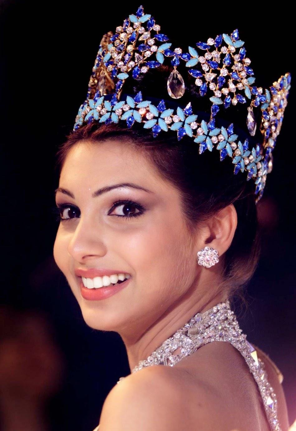 Miss World Of 1999 – Yukta Mookhey