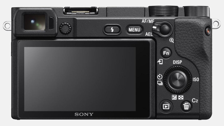 Sony a6400, Sony α6400