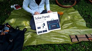 ソーラーパネル化粧箱写真