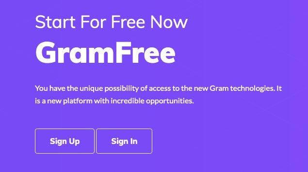 Telegram'da Koin Sektörüne Girdi: GRAM