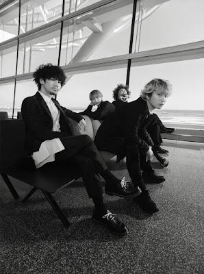 SEKAI NO OWARI International debut album End of the World Chameleon details tracklist
