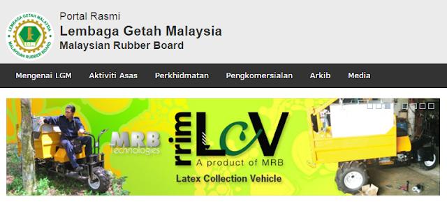 Rasmi - Jawatan Kosong (LGM) Lembaga Getah Malaysia Terkini 2019