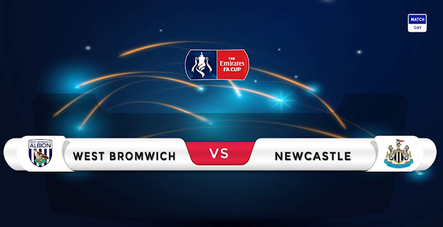 West Brom vs Newcastle United Prediction & Match Preview