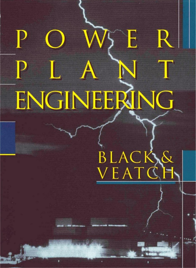Power Plant Engineering Black Amp Veatch Book Electrical