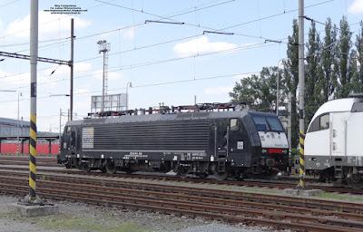 Siemens EuroSprinter