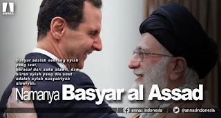 Namanya Basyar al Assad