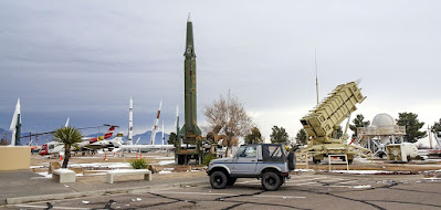Visiting the Missile Garden