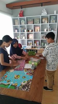 Dhadhu Board Game Cafe Semarang