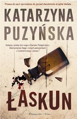"""""""Łaskun"""" Katarzyna Puzyńska"""