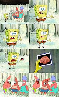 Polosan meme spongebob dan patrick 145 - keluarga patrick dan spongebob