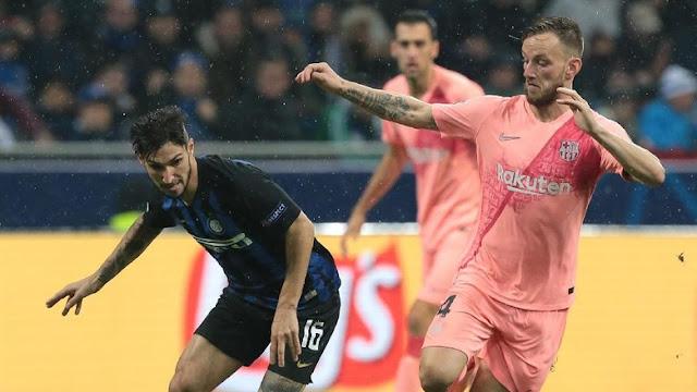 Hasil Inter Vs Barcelona: Dua Gol di Menit-Menit Akhir, Laga Berakhir 1-1