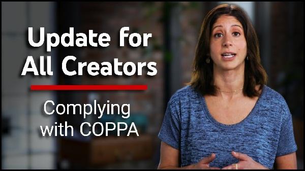 Youtube google coppa-ftc fine settlement Imp