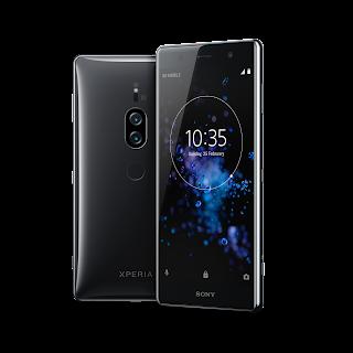 Salah Satu Smartphone Gaming : Sony Xperia XZ2
