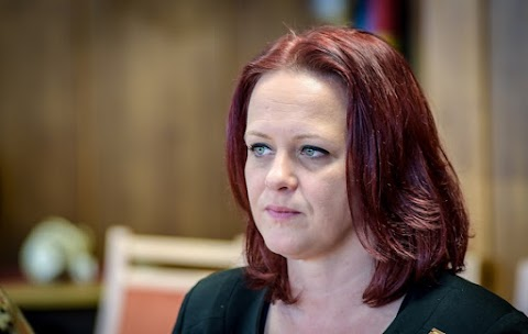 Dr. Bónáné Dr. Németh Katalin Csorna polgármestere