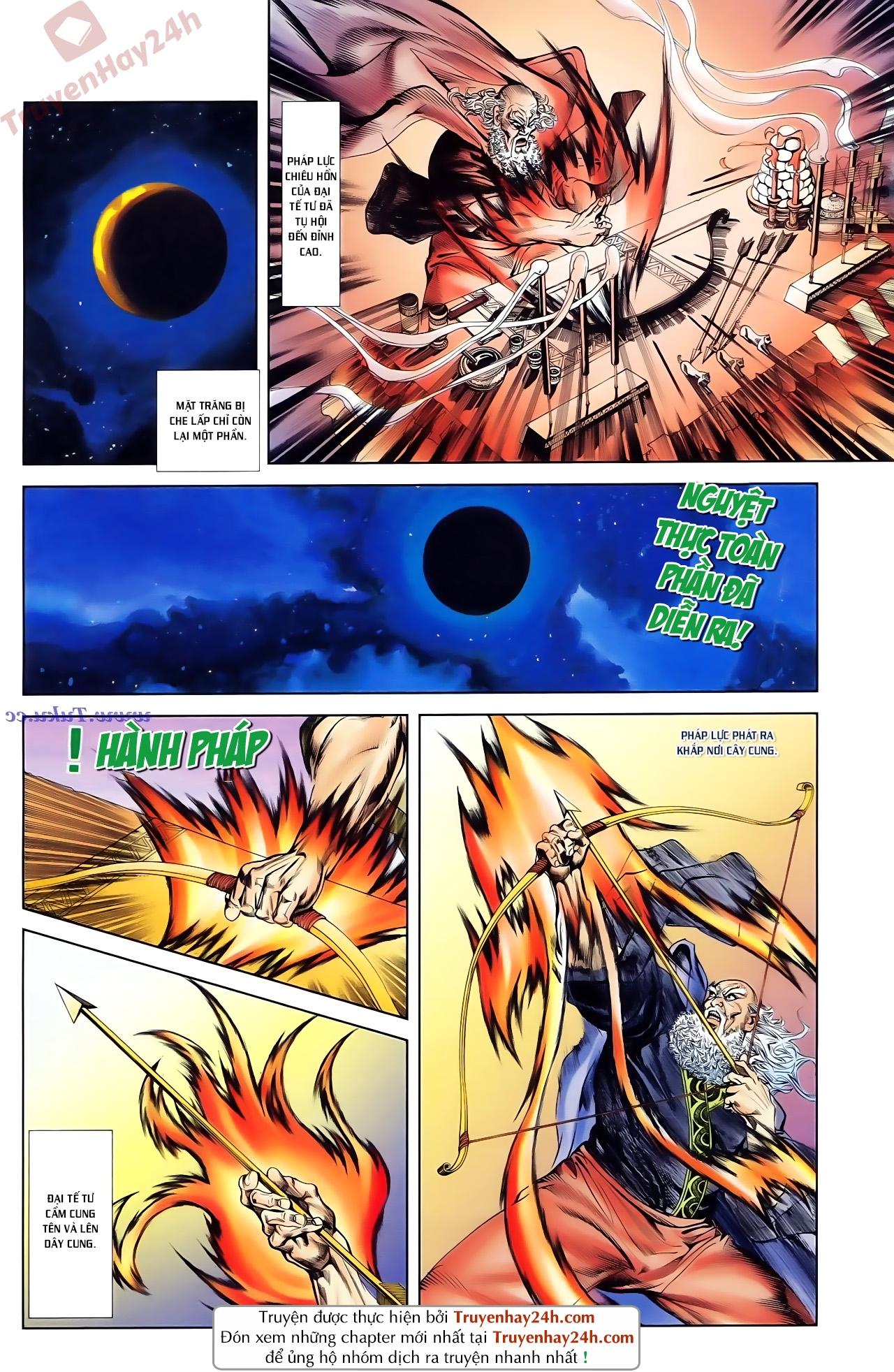 Cơ Phát Khai Chu Bản chapter 79 trang 16