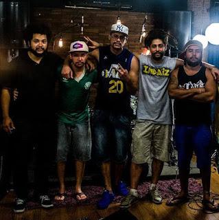 A Indaíz é uma banda de reggae independente com 8 anos de estrada. Foto: acervo Indaíz