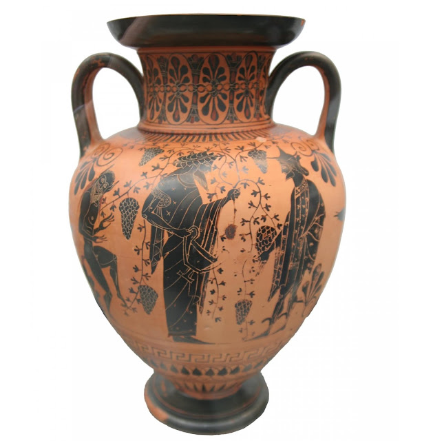 Cereal, olive and vine pollen reveal market integration in ancient Greece