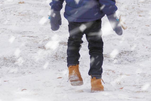 Jakie buty wybrac na zimę dla dziecka