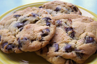 Resepi Biskut Coklat Chip Mudah