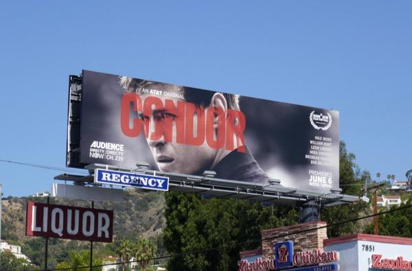 Condor series premiere billboard