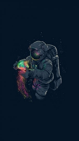 Space WhatsApp Wallpaper