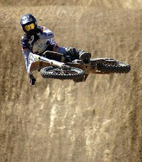 Rafael Manrique Motocross Aranjuez