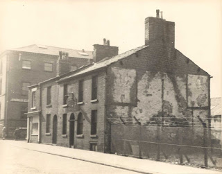 Bradford Arms Bridgeman Place Bolton in 1957