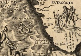 Patagones, auténtica raza de gigantes