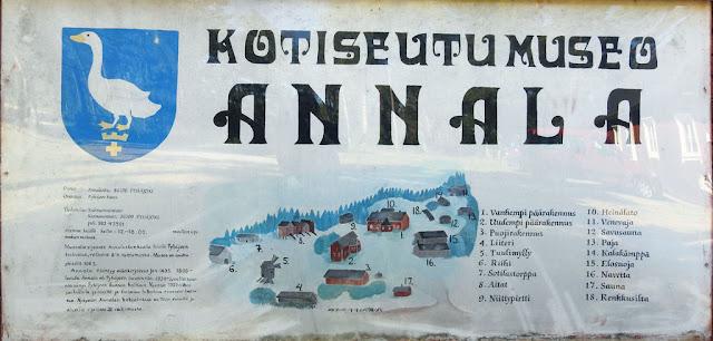 Annalan Kotiseutumuseo - Pyhäjoki, Finland