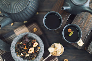 Picture of herbal tea