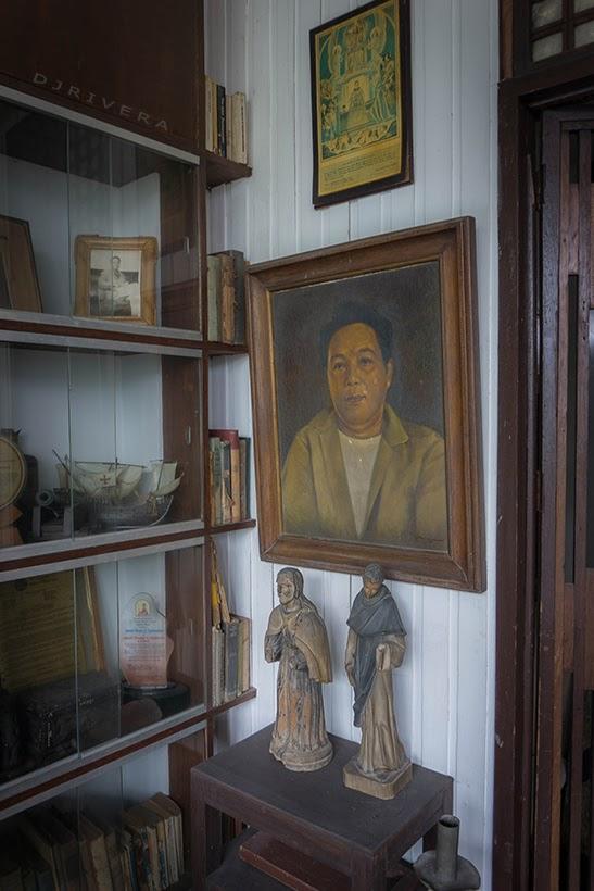 Portrait of Botong Francisco