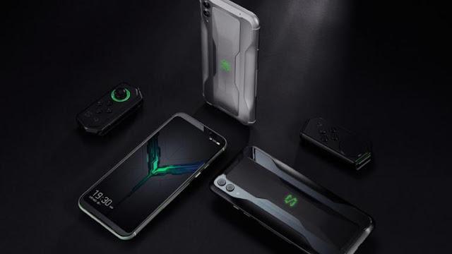 Bark Shark 2 gaming smartphone to sell in India via Flipkart, teaser suggests