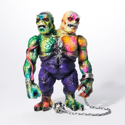 Galligantus Version B Vinyl Figure by BLObPUS x Justin Ishmael x Famous Monsters of Filmland