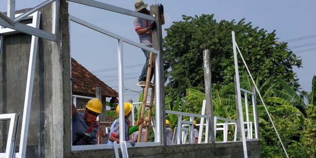 Tempat Jasa Kontraktor Bangun & Renovasi Rumah di Semarang, Jawa Tengah
