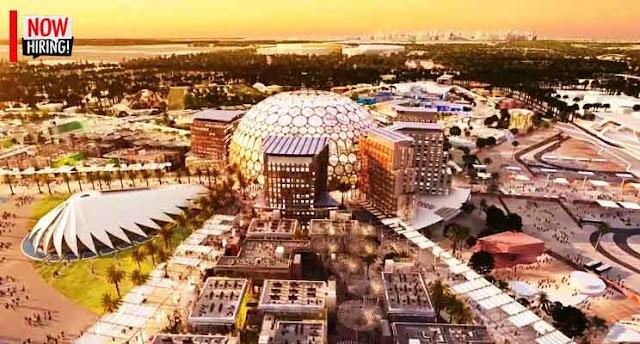 EXPO 2020 Dubai Hiring