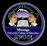 16 Job Opportunities at Mwenge Catholic University