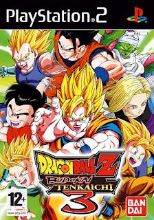 Download Dragon Ball Z: Budokai Tenkaichi 3 PS2 ISO