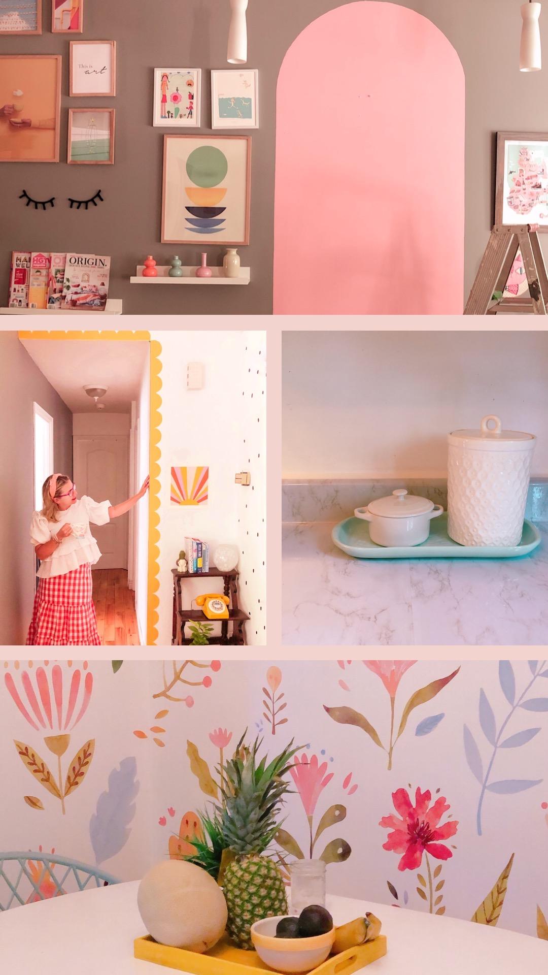 Colores en casa